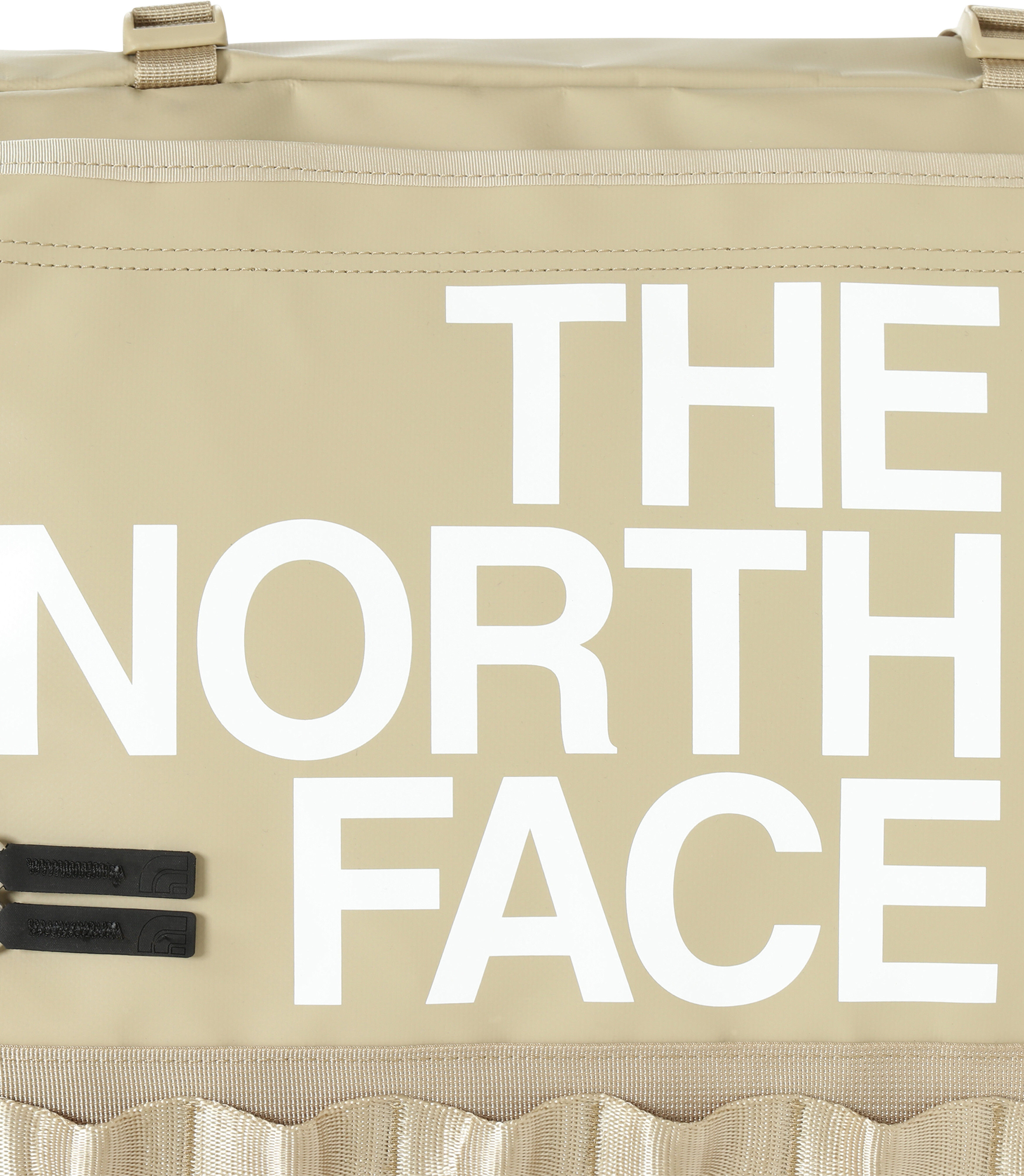 0a0322fae The North Face Base Camp Fuse Box Backpack twill beige/tnf white